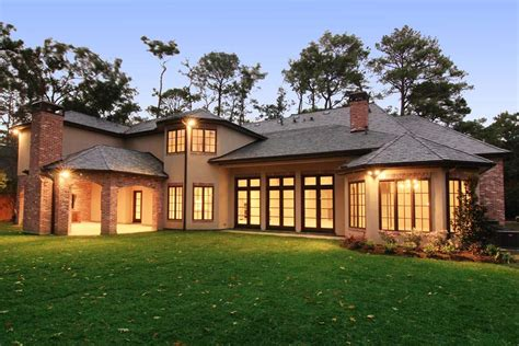 french country home  houston tx homes   rich