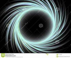 Black hole stock vector. Illustration of background, light ...