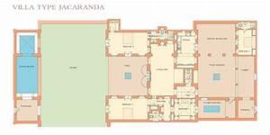 beau plan salon cuisine sejour salle manger 14 villa With maison a louer en espagne avec piscine 10 plan de maison de luxe avec piscine chaios