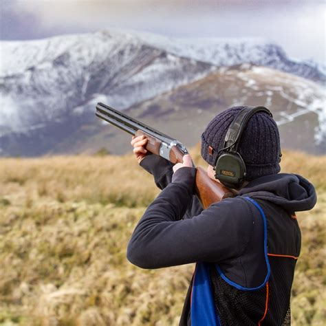 Lock and load your weapon then fire away at your targets. Clay Pigeon Shooting - The Rowley Estates