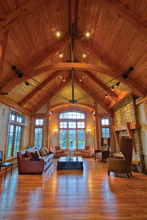 home interior framed timber frame timber frame home interiors energy works
