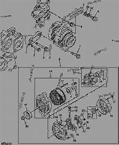 Alternator  2030  - Progator John Deere 2030 - Progator
