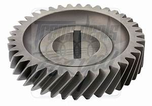 Chevy Dodge Nv4500 Transmission 4th Gear Counter Shaft 38
