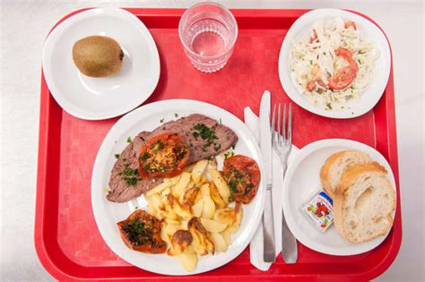 What French Kids Eat For School Lunch (it Puts Americans