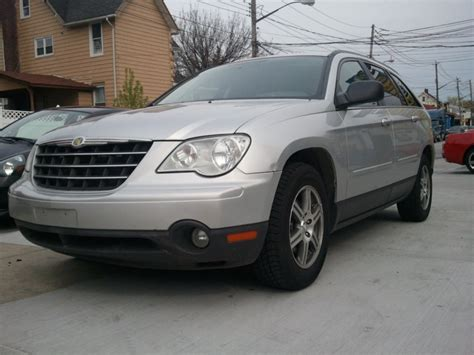 2008 Chrysler Pacifica For Sale by Used 2008 Chrysler Pacifica Sport Utility 10 490 00