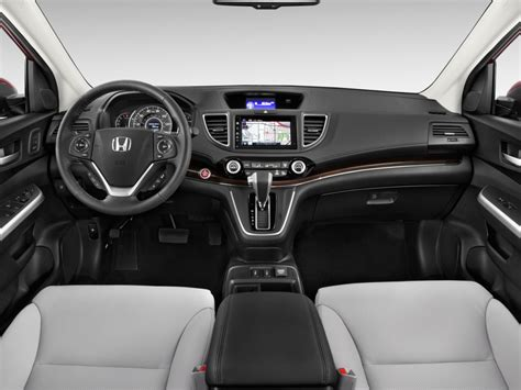 image  honda cr  wd dr touring dashboard size