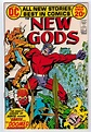 NEW GODS #10 9.2 HIGH GRADE JACK KIRBY ART 4TH WORLD 1972 ...