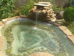 Kleiner Bachlauf Garten : teich selber bauen teich mit bachlauf im garten anlegen ~ Michelbontemps.com Haus und Dekorationen