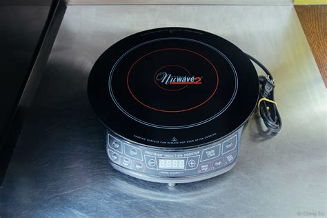 nuwave precision induction cooktop product review nuwave induction cooktop cookset live