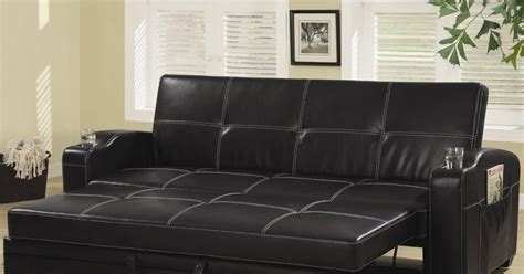 pull out sofa bed ikea click clack sofa bed sofa chair bed modern leather