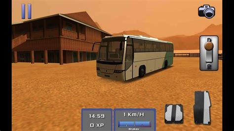 bus simulator  full  android apk game  youtube
