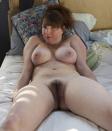 Wife Big Tits Hairy Bush Cumception