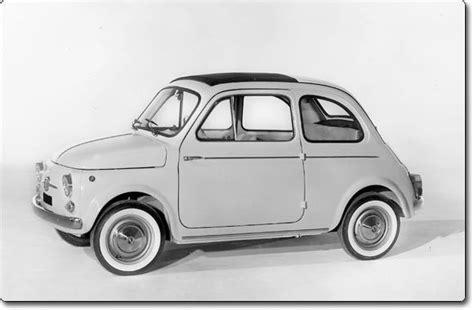 pot de yaourt voiture fiat 500 1957 75 le pot de yaourt