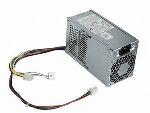 Pce014 Hp Prodesk 400 600 690 800 G1 G2 Sff Power Supply