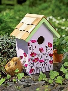 Deko Haus Holz : interieur und exterieurideen mit deko vogelhaus ~ Frokenaadalensverden.com Haus und Dekorationen