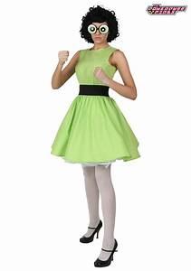 Buttercup Powerpuff Girl Costume