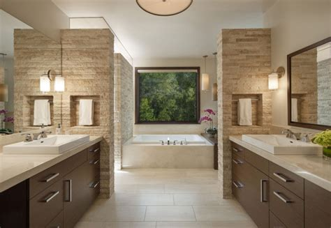 Modern Large Bathroom Ideas by 21 Modern Wall Bathroom Designs Decorating Ideas