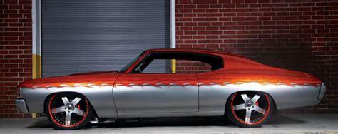 ebay find   day  chevelle ss custom show car
