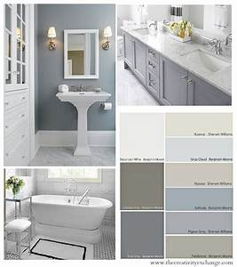 Choosing bathroom paint colors for walls and cabinets for Kitchen cabinet trends 2018 combined with navy blue and white wall art