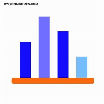 Chart Bar Animated Animation Gifs Animate Columns