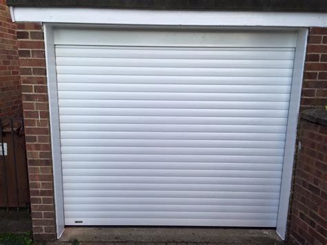Electric Garage Doors by Electric Roller Garage Door Thame Shutter Spec Security