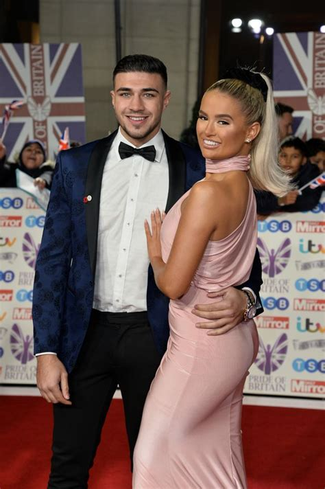 Tommy Fury discusses sex life with Molly-Mae amid reports ...