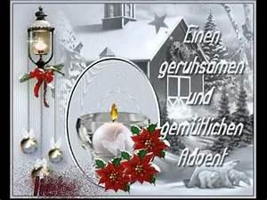 Grüße Zum 2 Advent Lustig : zoobe gr e zum 1 advent youtube weihnachten ~ Haus.voiturepedia.club Haus und Dekorationen