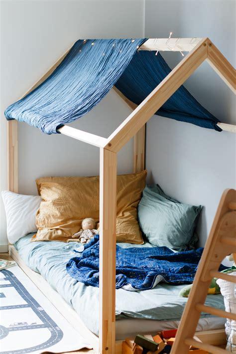 Kinderzimmer Gestalten Nach Montessori by Hausbett F 252 R Kinder Floor Bed Nach Montessori