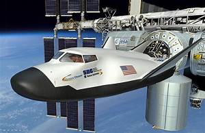 Sierra Nevada Dream Chaser Gets Wings and Tail, Starts ...