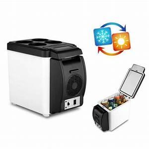 Frigo Pour Voiture : 203002 frigo portable pour voiture 2 en 1 chaud et froid ~ Premium-room.com Idées de Décoration