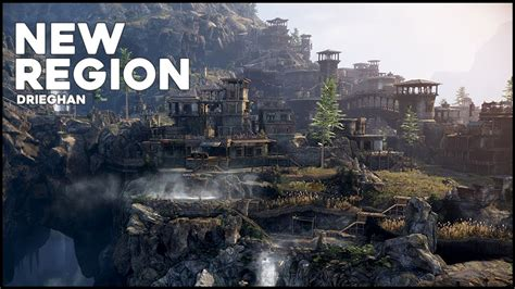 Black Desert Online New Region Expansion Drieghan, The