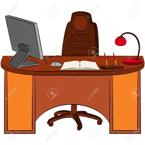 clipart bureau office desk clipart clipartxtras