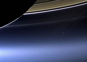 Earth from afar: Cassini and Messenger spacecraft photos ...