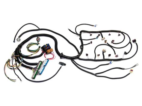 1998 Ford 4 2l Wiring Harnes by Psi Conversion Vortec Wiring Harness 24x 2003 2007 Gm