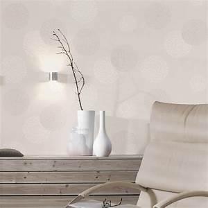 Papier Peint Photo : papier peint intiss spot bulles blanc leroy merlin ~ Melissatoandfro.com Idées de Décoration