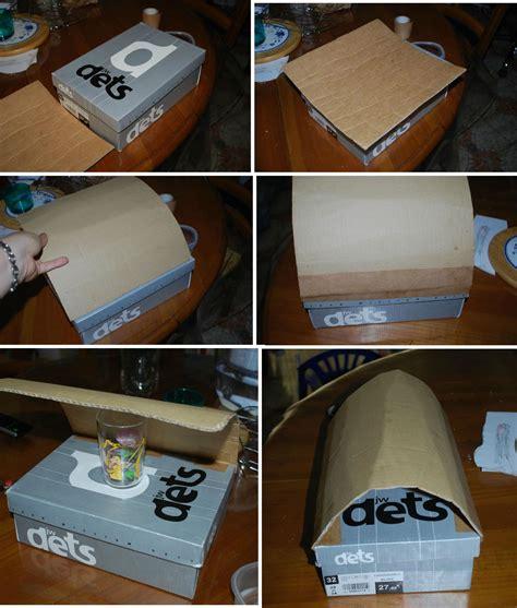 fabriquer un coffre chaussures