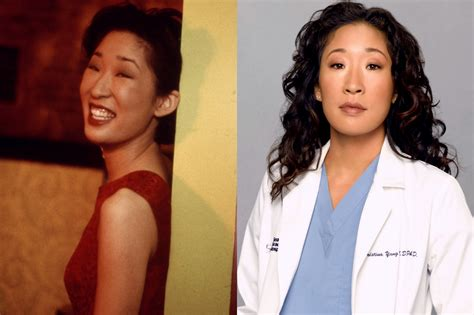 sandra oh on grey s anatomy see the cast of grey s anatomy before they were famous