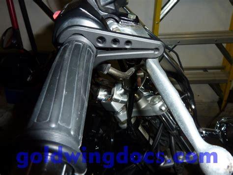 Diy Motorcycle Throttle Lock Cruise Control