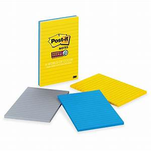 Post-it, New, York, Collection, Super, Sticky, Notes