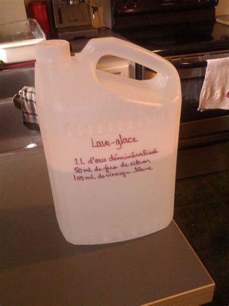 d 233 couvrez comment faire du lave glace maison pour votre voiture avec nos deux recettes