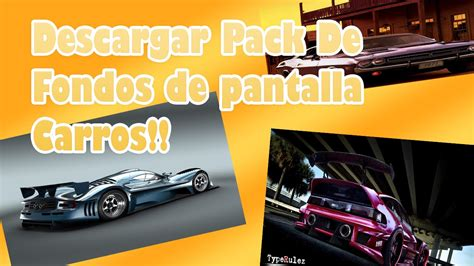 descargar pack fondos de pantalla de carros wallpapers hd