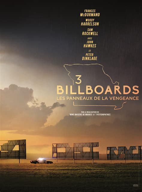 billboards les panneaux de la vengeance la critique