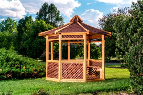 Build Gazebo How To Build A Gazebo From Wood
