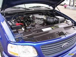 2003 Ford F150 Svt Lightning 5 4 Liter Svt Supercharged