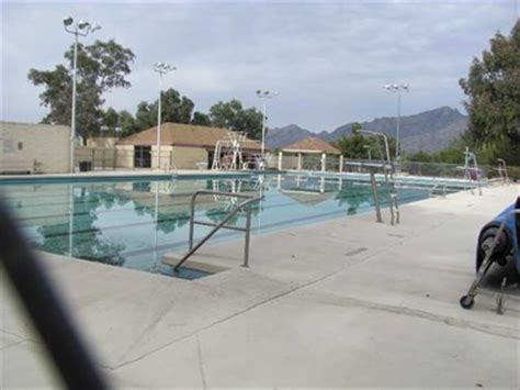 Fort Lowell Park Pool  Tucson, Az  Public Swimming Pools