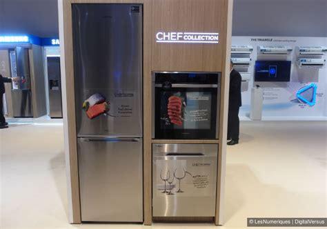 cuisine bosch jouet réfrigérateurs samsung chef collection combinés encastrables