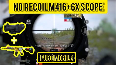 The heckler & koch hk416 ( aka m416 ) is an assault rifle/carbine designed and manufactured by heckler & koch. How to get zero Recoil with gyroscope |PUBG MOBILE|M416+6x ...