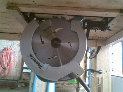 membuat speargun  membuat meja mesin potong kayu