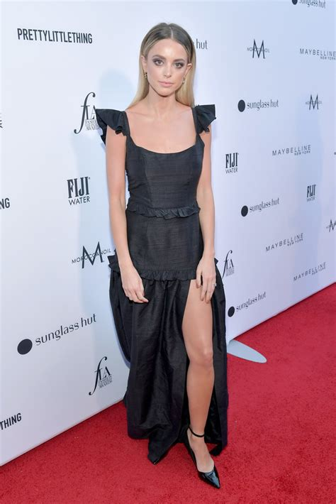 Kaitlynn Carter Jenner The Daily Front Row Fashion