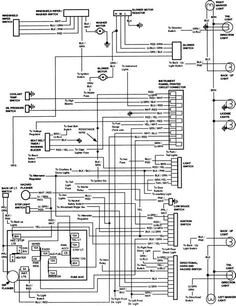 Wiring A 1 4 Instrument by 2005 Lincoln Navigator Fuse Diagram Lincoln Auto Wiring